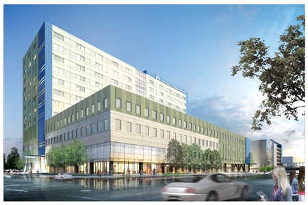Kaiser Oakland Replacement Medical Center Projects