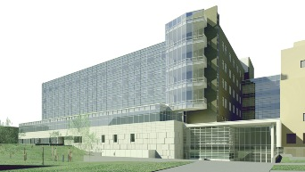 university of missouri patient care tower