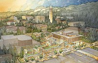 University of California Berkeley, Lower Sproul Plaza Renovation, Berkeley, CA, for McCarthy Building Companies