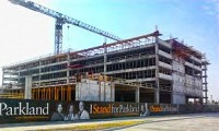Parkland Hospital Replacement, Dallas, TX, for BARA Joint Venture