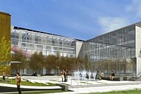 Loyola Marymount University, Life Sciences Building (Design Phase), Los Angeles, CA, for C.W. Driver