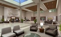 Baylor Health Care System's Sammons Collins Cancer Center Renovation, Dallas, TX, for MEDCO Construction