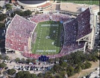 Texas Christian University, Horned Frog Stadium Replacement, Ft. Worth, TX, for Austin Commercial